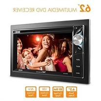 XOVISION XOD182 6.2 In-Dash Double-DIN Navigation DVD
