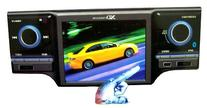 """XOVISION XO3501NAV 3.5""""Touch Screen DVD Receiver with Built-"""