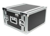 XSPRO XS6U-14 6 Space 6U ATA Effects Rack Flight Tour Case