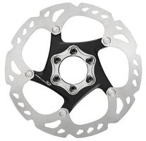 Shimano Ice Tech Brake Rotor, Silver, 160mm