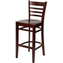 Flash Furniture XU-DGW0005BARLAD-MAH-GG Hercules Series