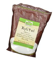 Now Foods Xylitol, 2.5 pound bag