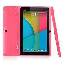 """Dragon Touch Y88X, 7"""" Android Tablet, 8 GB, Pink"""