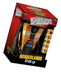 Yahtzee: Borderlands CL4P-TP Game