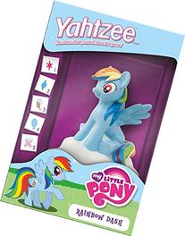Yahtzee: My Little Pony Rainbow Dash Board Game
