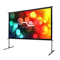 Elite Screens Yard Master 2, 90-inch 16:9, Foldable Outdoor