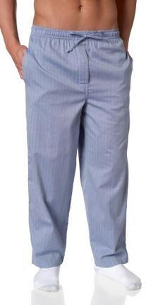 Nautica Men's Yd Woven Capt. Herringbone Pant, Blue Bone,