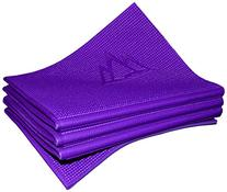 Khataland YoFoMat-Best Travel Yoga Mat, Eco Friendly,