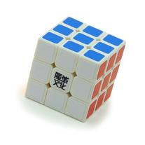 MoYu 3x3x3 YJ Weilong Plus 57 mm White Version 2 New V2 3x3