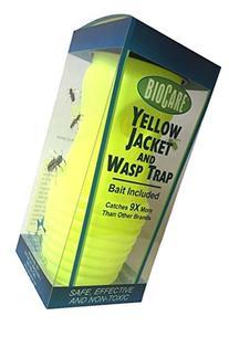 Bio Care Naturals YJS Yellow Jacket and Wasp Trap
