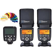 Yongnuo YN-560IV 2PCS Wireless Flash Speedlite kit + YN560-