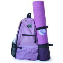 Aurorae Yoga Multi Purpose Crossbody Sling Back Pack Bag