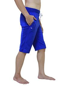 YogaAddict Men Yoga Short Pant, Ideal for Any Yoga Style and