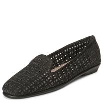 Aerosoles You Betcha Loafers - Black Nubuck 9.5 M, Black