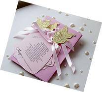 Will You Be My Bridesmaid Card in Pink and Gold, Bridesmaid
