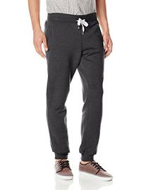 Young Mens SOUTHPOLE Fleece Jogger Pants M, Heather Charcoal