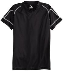 Easton Youth Decathlete Crew, Black, X-Large