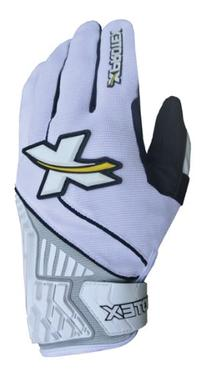 Xprotex Youth HAMMR 2014 Protective Batting Gloves, White,