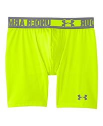 "Under Armour Youth Heatgear Sonic 4"""" Compression Shorts"