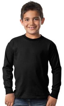 Youth Long Sleeve Essential T-Shirt