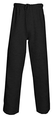 Badger Sport Youth Open Bottom Sweatpants with Pockets -