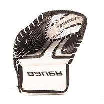 Bauer Youth Prodigy 2.0 Catch Glove, White/Black/Silver,