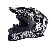 YOUTH 509 Altitude Evolution Snowmobile Helmet Open Face -