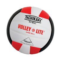 Tachikara Youth SV-MNC Volley-Lite Volleyball Red/White/