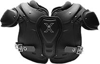 Xenith Youth Xflexion Fly Football Shoulder Pads, Small