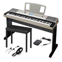 Yamaha YPG-535 88-Key Portable Grand Piano with Stand and