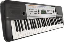 Yamaha YPT255 61-Key Keyboard Pack with Headphones, Power