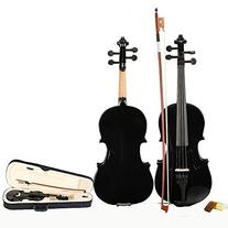 YR-Seasons 1/4 Acoustic Violin Instruments For Kids Student