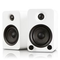 """Kanto YU3 4"""" 2-Way Powered Bookshelf Speakers with aptX"""