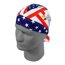 Zan Headgear Z477 Flydanna 100 Percent Cotton Flag Stars and