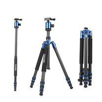ZOMEi Z818C Carbon Fiber Camera Tripods For Digital DSLR