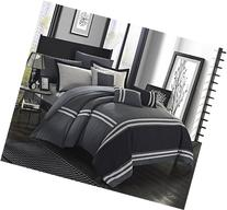 Chic Home Zarah 10 Piece Comforter Bedding with Sheet Set