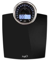 Ozeri ZB19 Rev Digital Bathroom Scale with Electro-