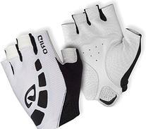 Giro Zero Gloves, Black/White, XX-Large