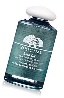 Origins Zero Oil Pore Purifying Toner With Saw Palmetto And