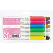 Kuretake ZIG Memory System Glitter Marker, Wink of Stella,