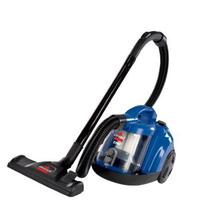 Zing Bagless Canister Vacuum, Caribbean Blue by Bissell