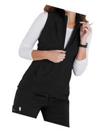 31105d2d01e Barco One Zip Front Vests - Black - L