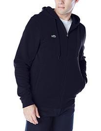 Men's Lacoste 'Sport' Zip Hoodie, Size 5 - Blue