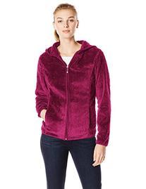 Jason Maxwell Women's Full Zip Hoodie Patterned Fleece