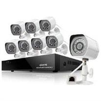 Zmodo ZM-SS718 8CH 720P HD NVR sPoE System with 8 Outdoor IP