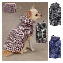 Casual Canine   ZM020 14 19 Rainy Day Jacket for Dogs, Small