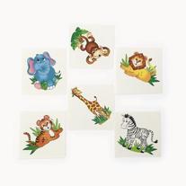 Zoo Animal Tattoos