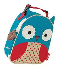 Skip Hop Zoo Insulated Lunch Bag, Otis Owl