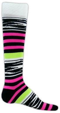 Red Lion Zoo Animal Stripe Socks