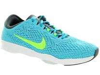 Nike Women's Zoom Fit Clrwtr/Flsh Lm/Cl Gry/White Training